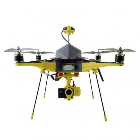 mosquito 450x450 - Mosquito, un drone personalizable e imprimible en 3D
