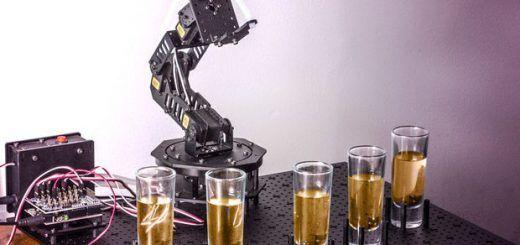 bartender arduino 520x245 - Construye un barman robótico con Arduino