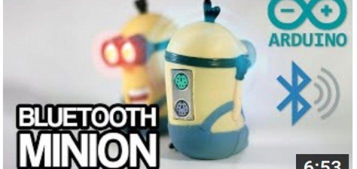 bluetooth minion 720x340 - Arduino Minion, un adaptador para ratón y teclado por Bluetooth
