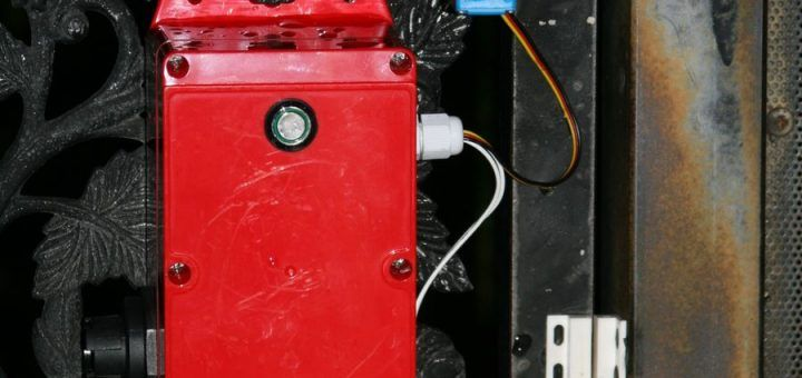 entrada automatizada con Arduino