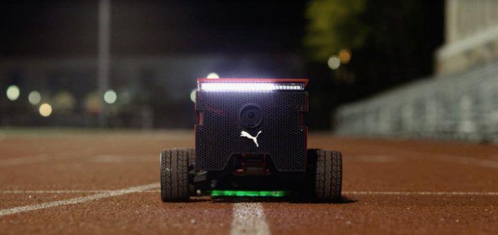 beatbotPUMA 720x340 - Beatbot, el robot de PUMA con Arduino y más rápido que Usain Bolt