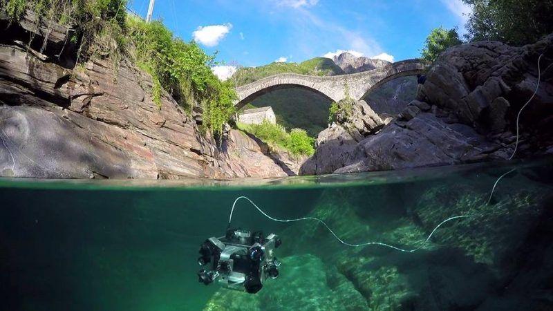 scubo1 800x450 - Scubo, un robot submarino con autonomía de 2 horas