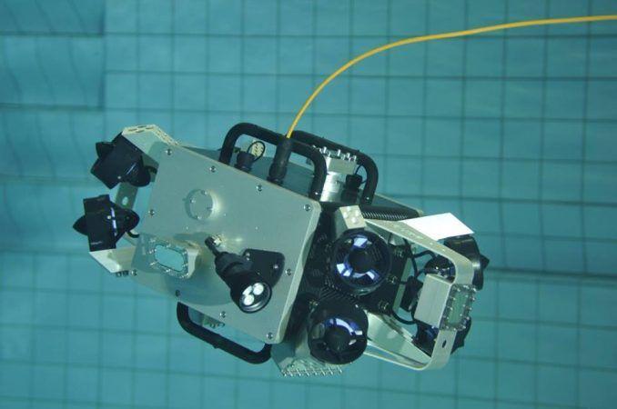 scubo3 678x450 - Scubo, un robot submarino con autonomía de 2 horas