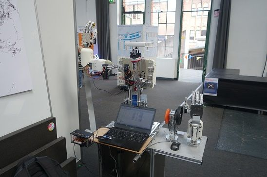 biogripp1 - Biogripp 3, una mano robótica controlada con Arduino