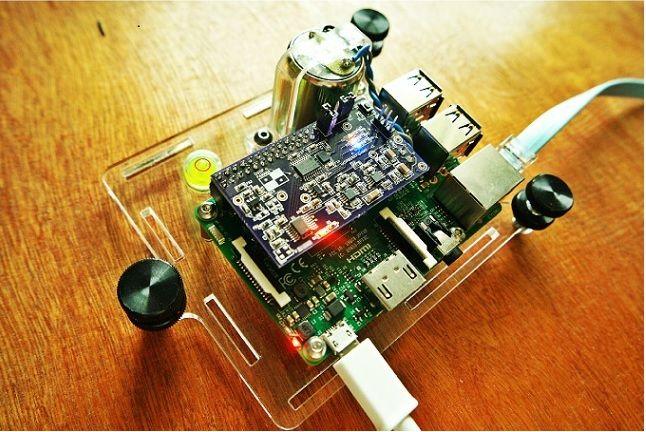 sismopi1 - Convierte tu Raspberry Pi en un sismógrafo con Raspberry Shake