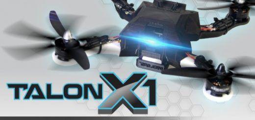 talonx1 520x245 - Talon X1, un dron imprimible en 3D para enseñar a los niños tecnología