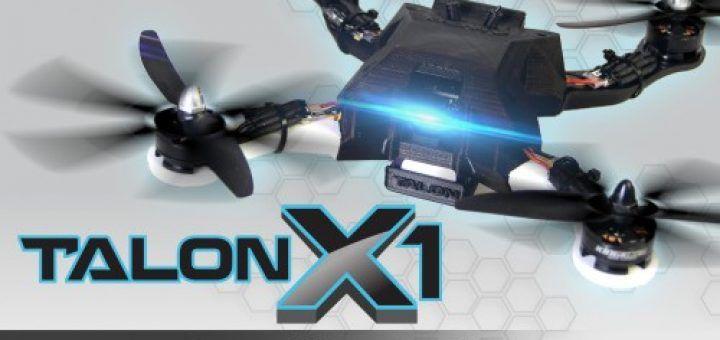talonx1 720x340 - Talon X1, un dron imprimible en 3D para enseñar a los niños tecnología