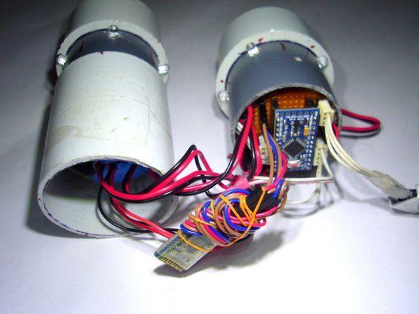 pipebot 600x450 - Pipe Bot, un divertido robot controlado con tu smartphone y Arduino