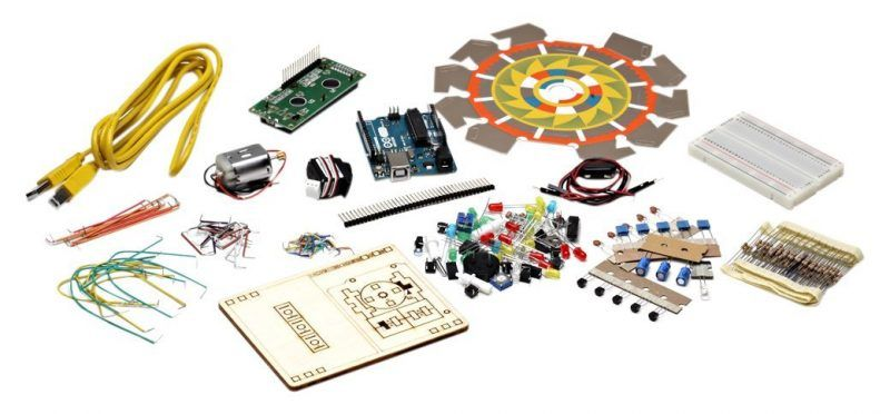 arduino starter kit bxk 800x372 - Ofertas maker y robóticas del finde, 23 septiembre
