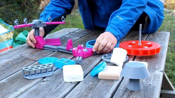 fabricatufabrica - Fabrica tu propia mini fábrica de hardware abierto