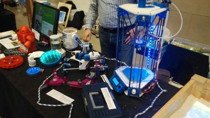 fabricatufabrica1 - Fabrica tu propia mini fábrica de hardware abierto