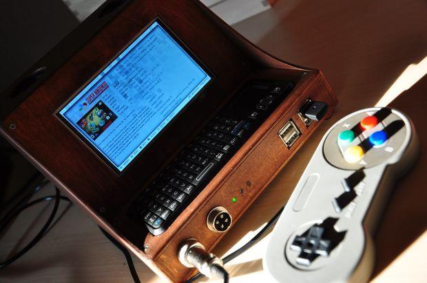 retroordenador - 8 maneras de construir un ordenador portátil con una Raspberry Pi