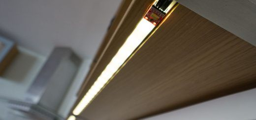 controlaluces 520x245 - Enciende las luces de la cocina y controla su luminosidad con gestos