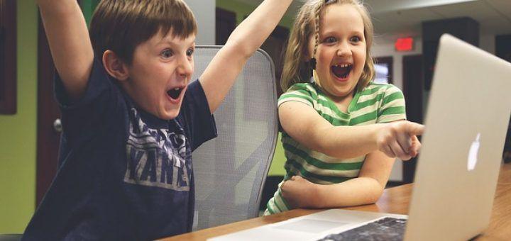 ninos informatica 720x340 - 6 herramientas para enseñar a los niños programación