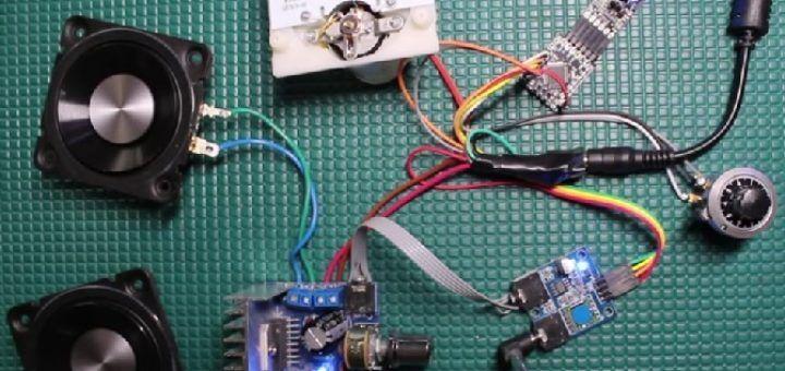 arduino radio 720x340 - Construye una sencilla y barata radio FM con Arduino