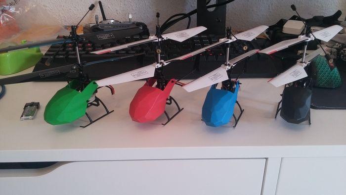 droiko2 - Droiko, un pequeño drone de código abierto para jugar