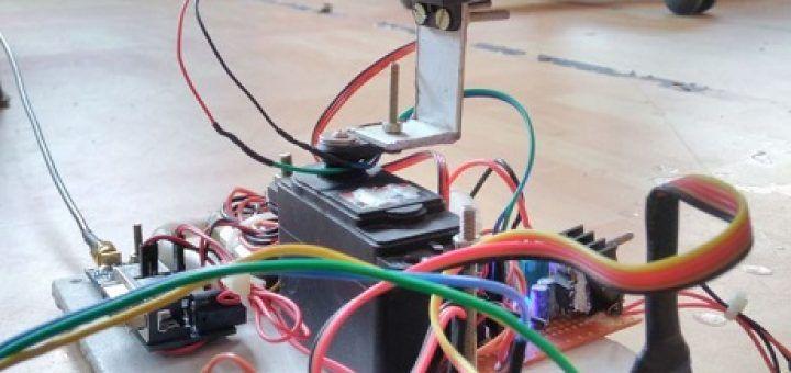 rastreador planetas 720x340 - Un dispositivo DIY de seguimientos de planetas en tiempo real con láser