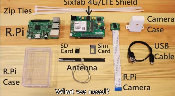 construye un drone2 - Construye un drone con streaming de vídeo con tu Raspberry Pi