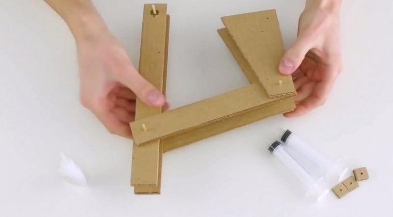 carton2 800x442 - Cómo construir un brazo robot totalmente funcional con cartón