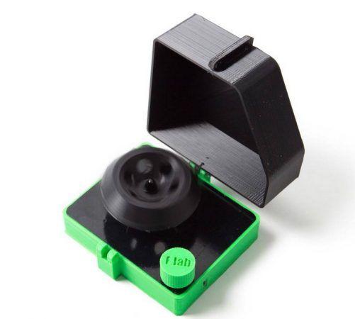 centrifugadora 501x450 - Extrae ADN en casa con esta centrifugadora fabricada con impresión 3D y Arduino