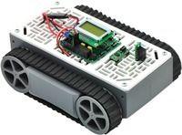Chassis plate 0 - Robot con Arduino aprende a construir y controlar un tanque robot