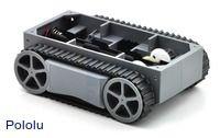 pololu - Robot con Arduino aprende a construir y controlar un tanque robot