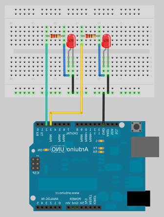 SerialMonitor - Cómo controlar un LED desde el Serial Monitor con Arduino