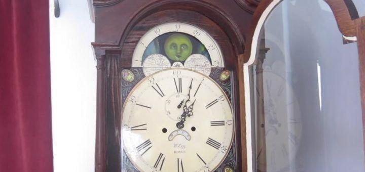 reloj antiguo2 720x340 - Resucita un viejo reloj de coleccionista con una placa Arduino