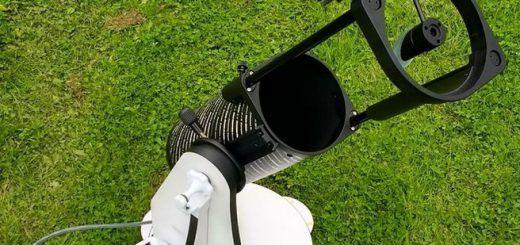 telescopio arduino1 520x245 - Conviértete en cazador de estrellas con este hack para tu telescopio