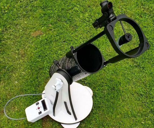 telescopio arduino1 543x450 - Conviértete en cazador de estrellas con este hack para tu telescopio