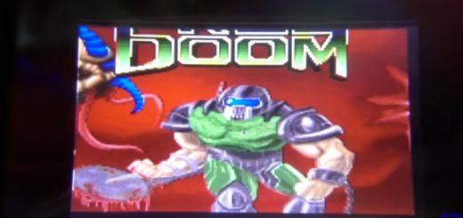 doom 520x245 - Vuelve a jugar al clásico Doom pero en Realidad Virtual gracias a Raspberry Pi y Arduino