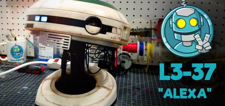L3 37 720x340 - Construye tu propio robot L3-37 completo con interacción de voz