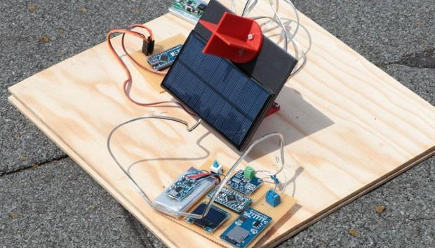 rastrea el sol con arduino 1 - Controla y rastrea los movimientos del Sol con Arduino