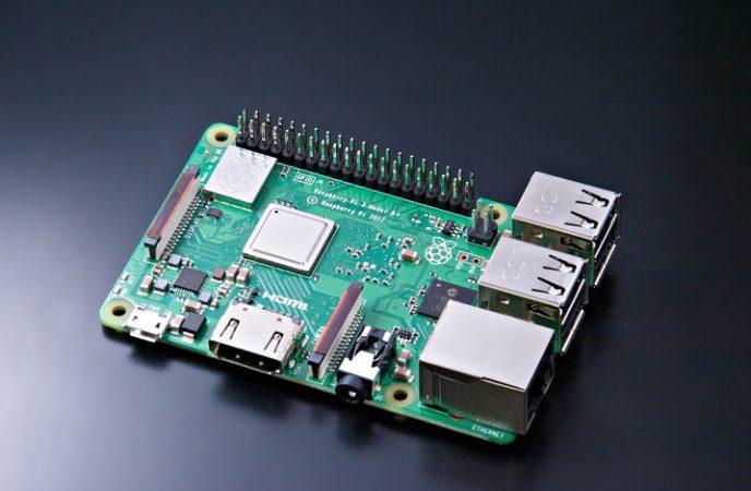 raspberry Pi 3 688x450 - Raspberry Pi, breve guía, modelos y características