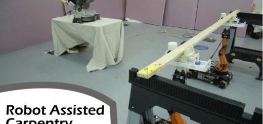 robot carpintero