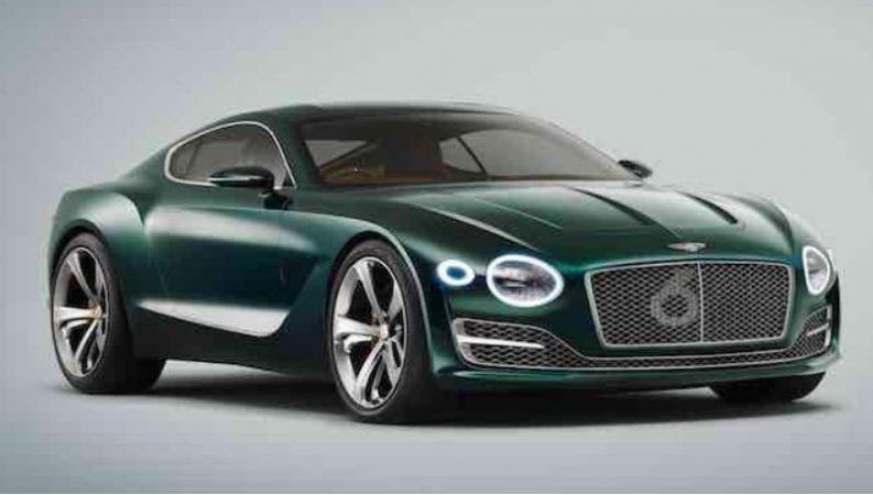 Bentley Speed 6 793x450 - 10 impresionantes coches impresos en 3D, el futuro de la industria