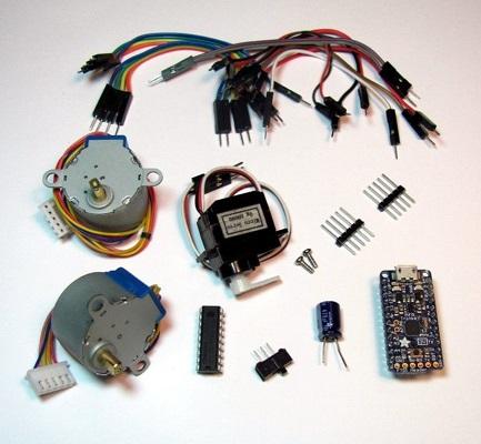 Cómo construir un Robot de Dibujo barato y con Arduino 2 - Cómo construir un Robot de Dibujo barato y con Arduino