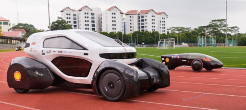 Nanyang Venture 8 800x360 - 10 impresionantes coches impresos en 3D, el futuro de la industria