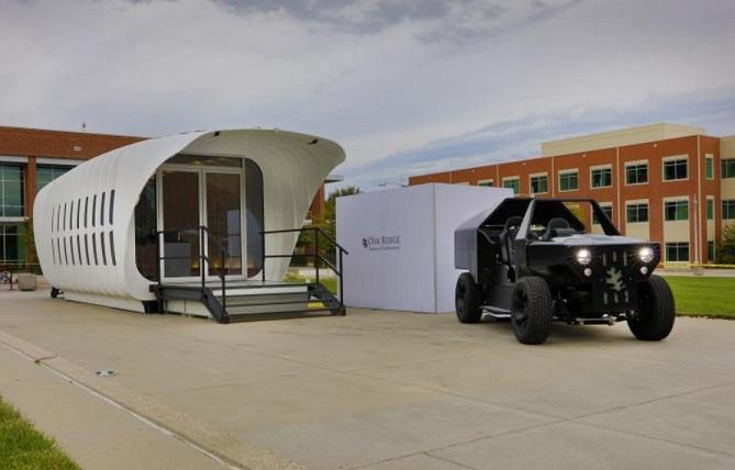 PUV - 10 impresionantes coches impresos en 3D, el futuro de la industria