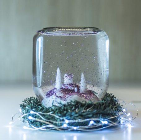 bola de navidad 455x450 - 11 proyectos para imprimir en 3D para decorar tu casa en Navidad