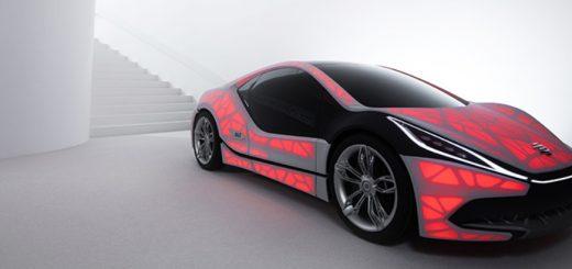 coches impresos en 3d