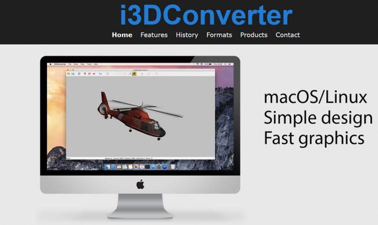 i3dconverter 754x450 - Editor de archivos STL. 11 mejores herramientas para convertir archivos STL