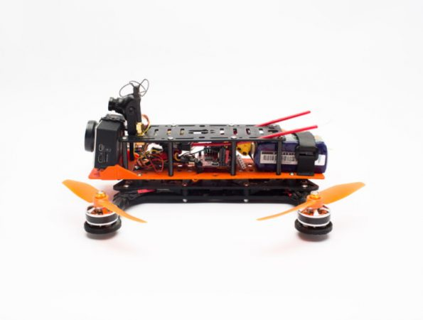 Hovership MHQ2 595x450 - Drones impresos en 3D, Guía de Todo lo que necesitas saber
