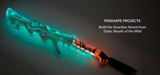 Imprime en 3D tu propia Espada de Guardian de Zelda