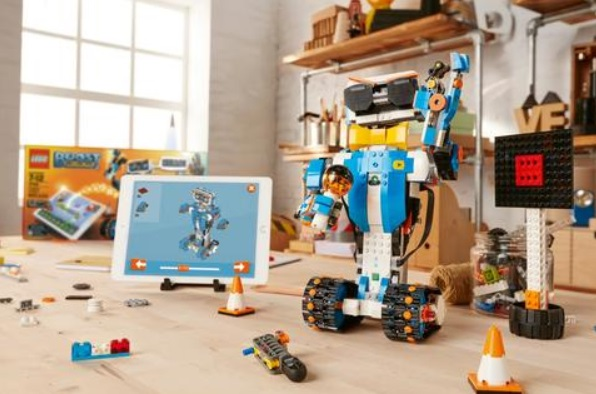 Lego Boost Creative Toolbox juguete - Lego Boost Creative Toolbox, un kit perfecto para regalar a los niños