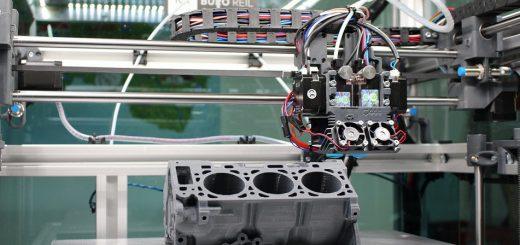 impresion 3d pequeñas produccion 520x245 - Cómo utilizar la Impresión en 3D en pequeñas producciones