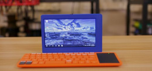 raspberry pi ordenador portatil