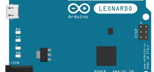 Arduino leonardo 520x245 - Arduino - Keyboard Serial