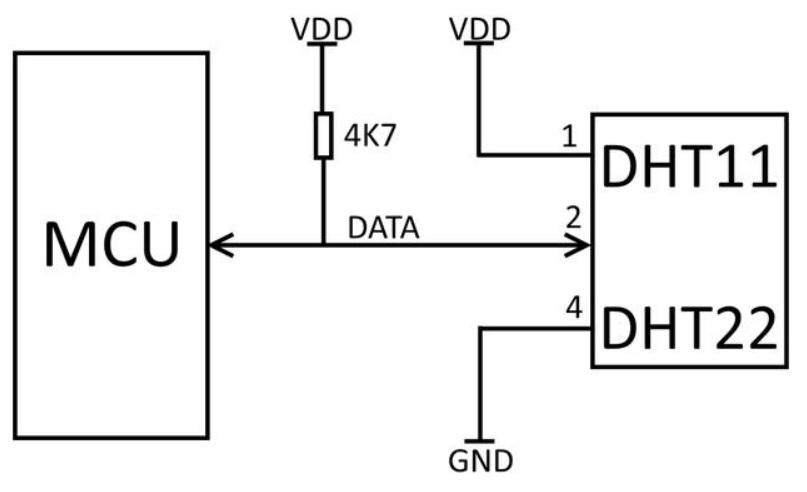 cableado de sensor de humedad - Arduino - Aprender a usar un Sensor de Humedad