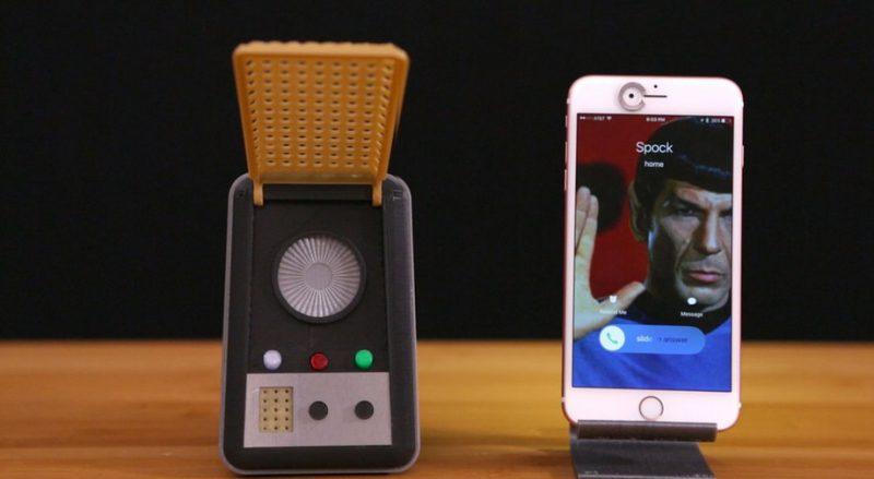 comunicador star trek 800x439 - Imprime en 3D el Comunicador de Star Trek